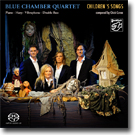Blue Chamber Quartet - children´s songs