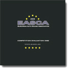 EASCA competition disc