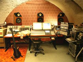 Aufnahmestudio Regie